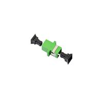 SC/APC Simplex adapter, Singlemode