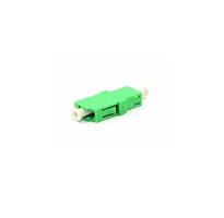 LC/APC Simplex adapter, Singlemode